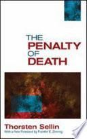 libro The Penalty Of Death