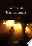 libro Tiempo De Trashumancia