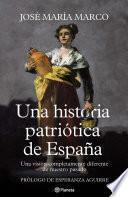 libro Una Historia Patriótica De España