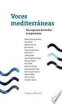 libro Voces Mediterráneas