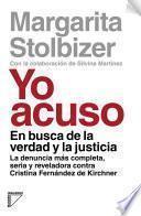 libro Yo Acuso