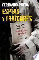 libro Espías Y Traidores