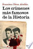 libro Los Crímenes Más Famosos De La Historia