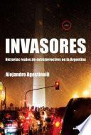 libro Invasores