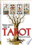 libro Sepa Cómo Leer El Tarot