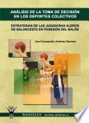 libro Análisis De La Toma De Decisión En Los Deportes Colectivos