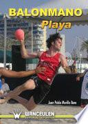 libro Balonmano Playa