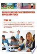 libro Colección Oposiciones Magisterio Educación Física. Tema 10