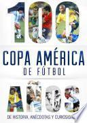 libro Copa América De Fútbol
