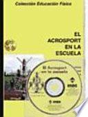 libro El Acrosport En La Escuela