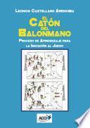 libro El Catón Del Balonmano