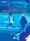 libro Entrenamiento De Velocidad, Agilidad Y Rapidez
