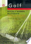 libro Golf. Reglas Y Normas De Etiqueta