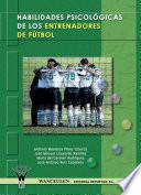 libro Habilidades Psicológicas De Los Entrenadores De Fútbol