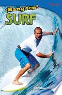 libro ¡hang Ten! Surf (hang Ten! Surfing)