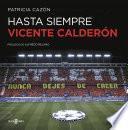 Hasta Siempre, Vicente Calderón