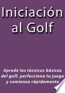 libro Iniciación Al Golf