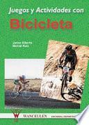libro Juegos Y Actividades Con Bicicleta