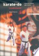 libro Karate Do Tradicional. Ejecuciones Del Kata