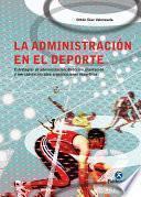 libro La Administración En El Deporte
