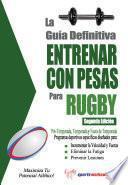 libro La Guía Definitiva   Entrenar Con Pesas Para Rugby