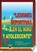libro Lesiones Deportivas En El Niño Y Adolescente