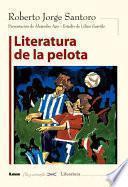 libro Literatura De La Pelota