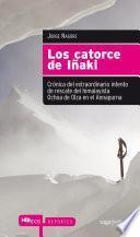 libro Los Catorce De Iñaki