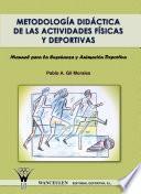 libro Metodología Didáctica De Las Actividades Físicas Y Deportivas