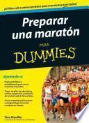 libro Preparar Una Maratón Para Dummies