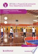 libro Proyectos De Animación Físico Deportivos Y Recreativos. Afda0211