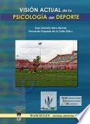 libro Visión Actual De La Psicología Del Deporte