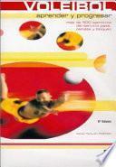 libro Voleibol. Aprender Y Progresar