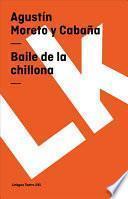 libro Baile De La Chillona