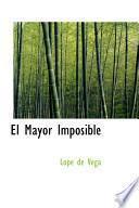 libro El Mayor Imposible