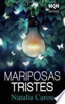 libro Mariposas Tristes (narrativa)