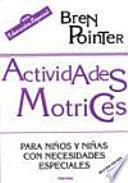 libro Actividades Motrices