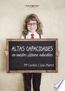 libro Altas Capacidades En Nuestro Sistema Educativo