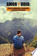 libro Amor Y Odio: Efectos Ambientales, Economicos Y Sociales Del Turismo
