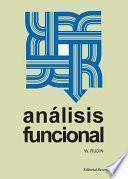 libro Análisis Funcional