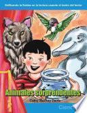 libro Animales Sorprendentes