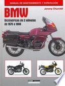 libro Bmw Bicilíndricas