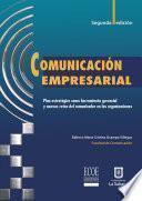 libro Comunicación Empresarial