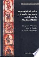 libro Comunidades Locales Y Transformaciones Sociales En La Alta Edad Media