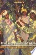 libro Cristianos Venidos Del Islam