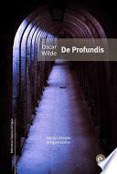 libro De Profundis (edición Bilingüe/bilingual Edition)