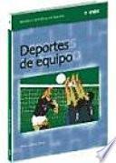 libro Deportes De Equipo