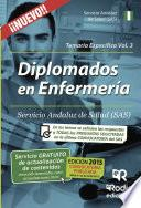 libro Diplomados En Enfermería Del Sas. Temario Específico. Volumen 3