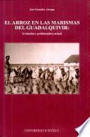 libro El Arroz En Las Marismas Del Guadalquivir