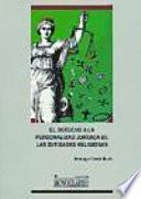 libro El Derecho A La Personalidad Jurídica De Las Entidades Religiosas